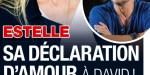 Estelle Lefébure, sa déclaration d'amour à David Hallyday, un lien unique qui dépasse tout