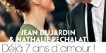 Jean Dujardin et Nathalie Péchalat, sept ans d'amour, comment ils gèrent les disputes ?