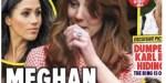Kate Middleton escroquée par Meghan Markle, la duchesse de Cambridge victime d'un odieux chantage