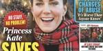 Kate Middleton ménagée par William - elle s'effondre à l'anniversaire de George, ces signes  inquiétants