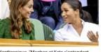 Meghan Markle, les différends de côté avec Kate Middleton, leur projet commun se profile