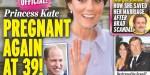Kate Middleton enceinte à 39 ans, c'est officiel, William plaisante sur la grossesse