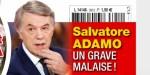 Salvatore Adamo, un grave malaise en plein concert