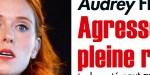 Audrey Fleurot agressée en pleine rue