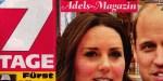 Kate Middleton face à une pénible addiction, recadrage en règle de William