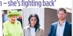 Meghan Markle et Harry, ligne rouge franchie avec la Reine, une guerre judiciaire se profile