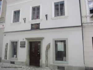 Musée de Franz Prešeren