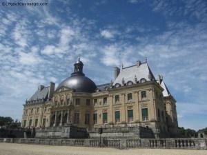 Vacances à Paris - Château de Vaux le Vicomte