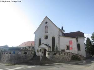 Škofja-Loka-Eglise-des-Capucins