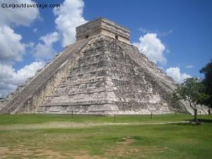 Vacances au Mexique - Chichen Itza