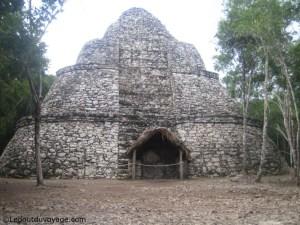 Vacances au Mexique - Coba