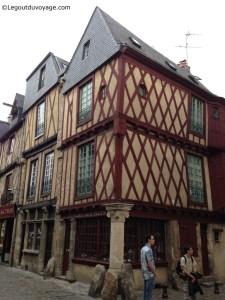 Visiter le Mans - Maison du Pilier aux Clefs