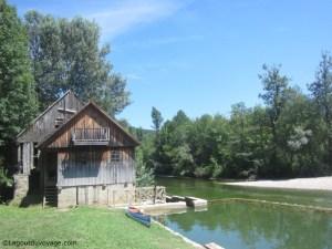 Bela-Krajina-Rivière-Kolpa