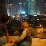 Nouvelles impressions sur Shanghai