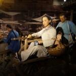 Faire un bond dans le temps au Musée d'Histoire de la Ville de Shanghai