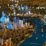 Shanghai d'aujourd'hui, Shanghai de demain au musée de l'urbanisme