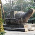 Tombeau Ming et temple Jinggu : profiter d'un coin de nature à Nankin