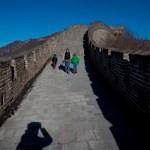 Pékin #3 : La Grande Muraille en famille à Mùtiányù