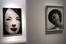 1958 : Portrait de Gabrielle Chanel - Richard Avedon (au premier plan)
