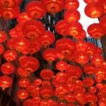 Hong Kong au nouvel an chinois et avec des enfants