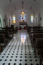 Dans la chapelle