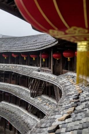 Tulou des Zhang à Chuxi