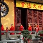 Un temple sur des roulettes