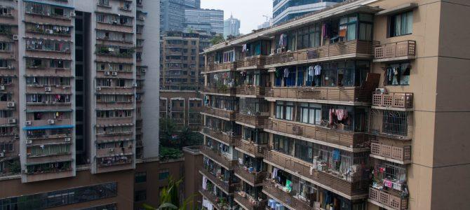 Chongqing, la cité monstrueuse