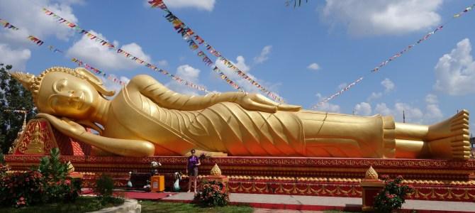 3 days in /3 jours à Vientiane, Laos