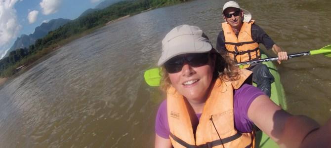 Trek+kayak à Nong Khiaw