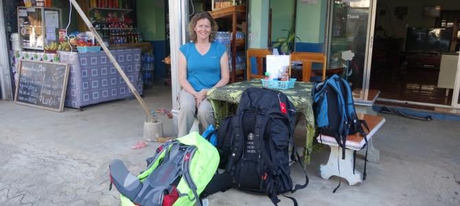 En route pour Chiang Mai !
