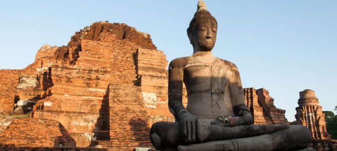 Ayutthaya jour 1 / Day 1