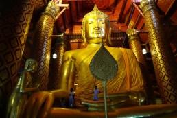 Enorme Bouddha