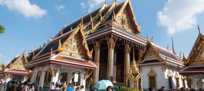 Bangkok temples & palaces