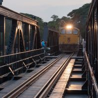 Pont de la rivière Kwae