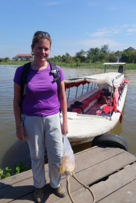 Susie & second boat!