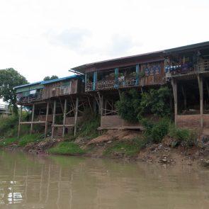 Arriving at Battambang
