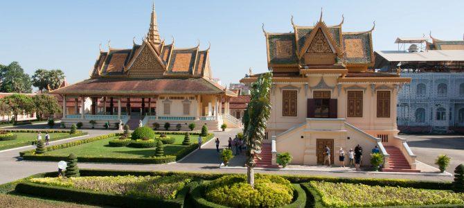 Dernier jour à / Last day in Phnom Penh