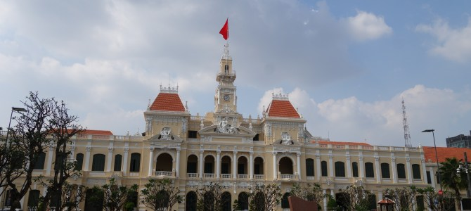 Découvrir Ho Chi Minh Ville – Discovering Ho Chi Minh City