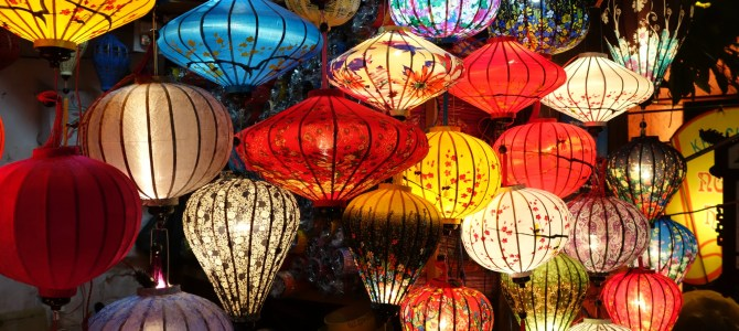 Hoi An et le festival des lanternes – Hoi An and its lantern festival