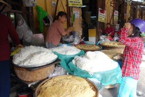 Noodle stall