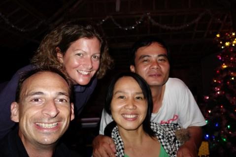 Nga, Mr Hau and us
