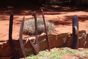 Armes aborigènes - Aboriginal weapons