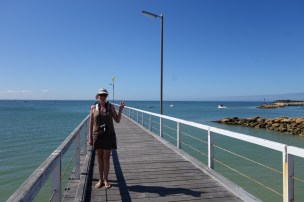 Beach Port jetty - Ponton de Beach Port