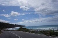 View from the road - Panorama de la route