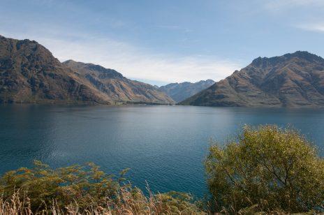 Lac Wakatipu - Lake Wakatipu