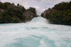 Huka falls - Chutes de Huka