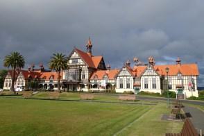 Le musée de Rotorua - Rotorua museum