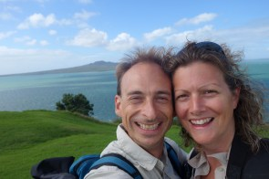 Nous et le Rangitoto - The Rangitoto and us