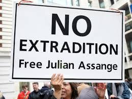 Une extradition de Julian Assange sous garanties américaines ? Une mascarade, la preuve par Trabelsi. — Luk VERVAET